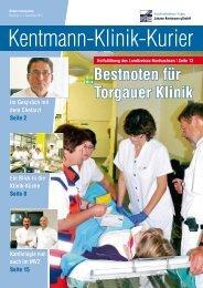 Kentmann-Klinik-Kurier Kentmann-Klinik-Kurier - Kreiskrankenhaus ...