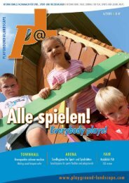 Dis cover the world of play - Playground@Landscape