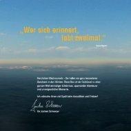 wIchtIges zum erlebnIs - Jochen Schweizer GmbH