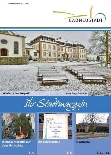 Stadtmagazin - Stadt Bad Neustadt a.d.Saale