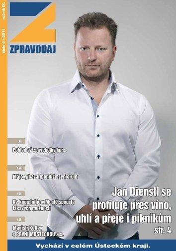 profiluje přes víno, uhlí a přeje i piknikům - Mostecký zpravodaj