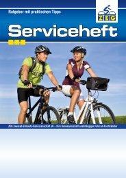 Serviceheft - Bike Shop Benneker