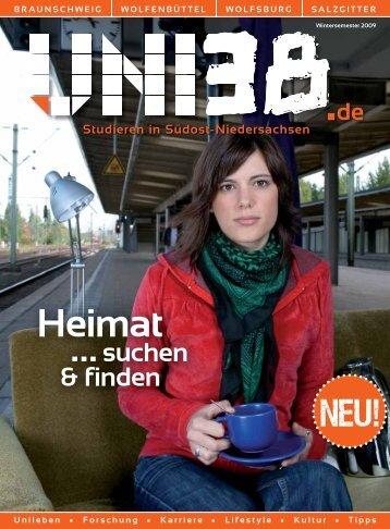 Heimat ... suchen & finden - Technische Universität Braunschweig