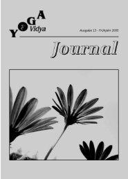 Editorial - Yoga Vidya