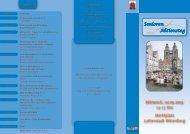 Mittwoch, 02.09.2009 12-17 Uhr Marktplatz Lutherstadt Wittenberg