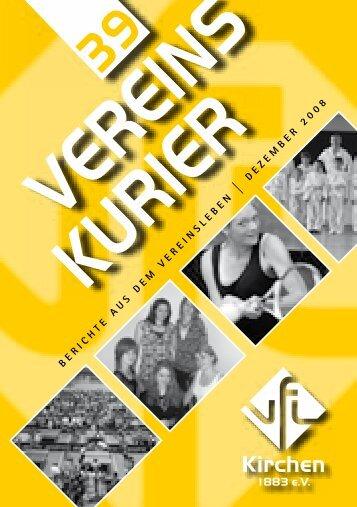Kurier 39 - VfL-Kirchen