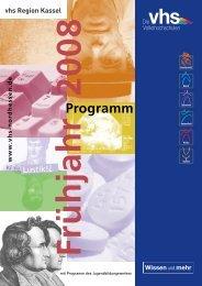 Programm - Deutsches Institut für Erwachsenenbildung