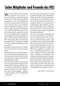 B e r ic h t e a u S d e m V e r e in S L e B e n d e z e m ... - VfL-Kirchen - Page 2