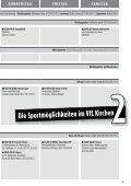 B e r ic h t e a u S d e m V e r e in S L e B e n d e z e m ... - VfL-Kirchen - Page 7