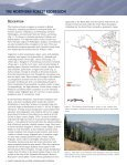 major impacts to mule deer habitat in the northern forest - Page 6