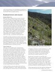 major impacts to mule deer habitat in the northern forest - Page 7