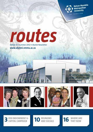 Edition 6>Summer 2012>Alumni Newsletter - Alumni - Nelson ...