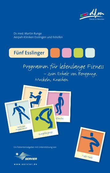 Programm für lebenslange Fitness - PRO QUARTO
