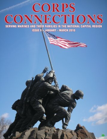 CORPS CONNECTIONS - Marine Corps Community Services ...