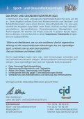 CJD Dortmund - Sport- und Gesundheitszentrum - Seite 2