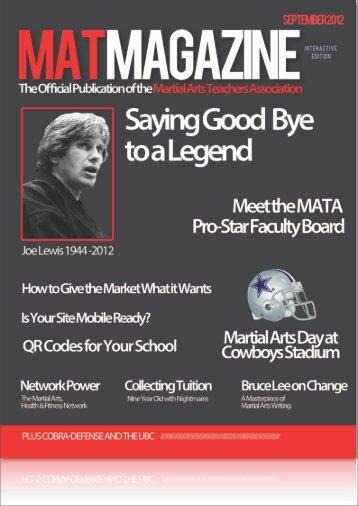 MAT Magazine Issue 1
