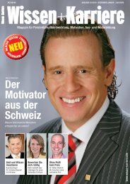 Der Motivator aus der Schweiz - Martin Betschart