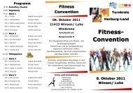 Fitness- Convention 8. Oktober 2011 Winsen/ Luhe Winsen - NTB