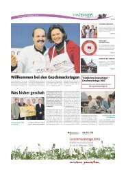 Was bisher geschah - Heidezeitung