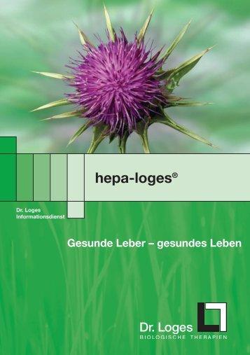 24050305 hepa_loges tipps - Dr. Loges und Co. GmbH