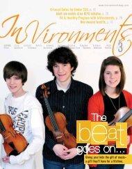 Issue 3 - InVironments Magazine