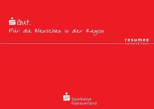 Gut für die Region. - Sparkasse Hanauerland