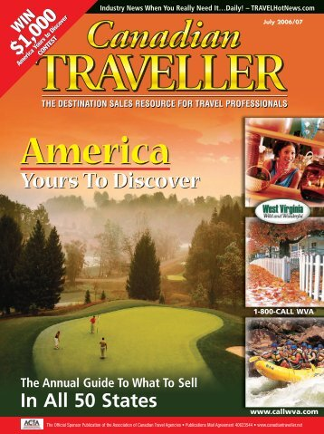 3451 CT AYTD - Canadian Traveller