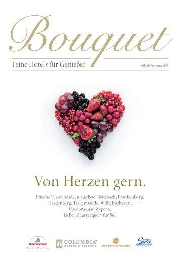 Bouquet - Feine Hotels für Genießer