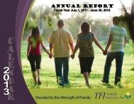 Calendar Template - TFI Family Services, Inc.