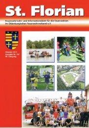 Oktober 2011 - Oldenburgischer Feuerwehrverband eV