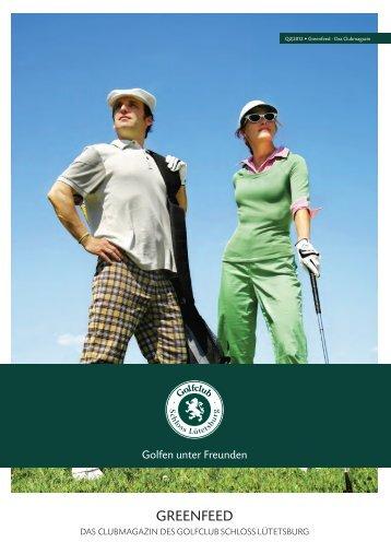 Q2 | Golfen unter Freunden - Golfclub Schloss Lütetsburg