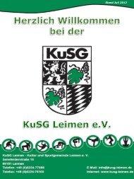 lesen / drucken - KuSG Leimen