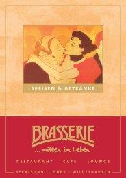 stralsund - Brasserie