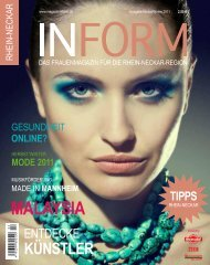 MALAYSIA - Magazin-inform