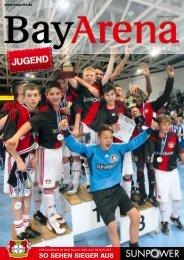 So Sehen Sieger auS - Bayer 04 Leverkusen