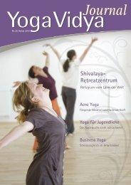 bericht - Yoga Vidya