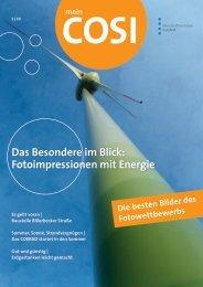 Zeitschrift Nr. 1/2010 - Stadtwerke Coesfeld GmbH