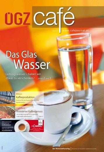Aushangpflichtige Gesetze - Cafejournal