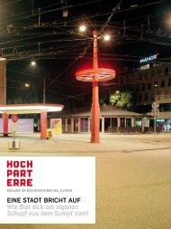 EsplanadE: EinE nEuE stadtmittE - Stadt Biel