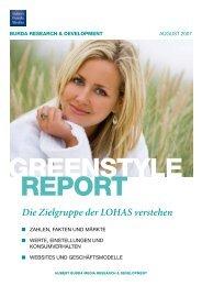 Die Zielgruppe der LOHAS verstehen - Tier-im-Fokus.ch