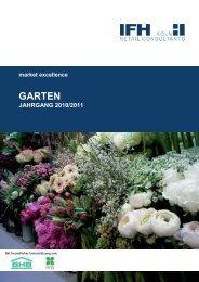 market excellence GARTEN JAHRGANG 2010/2011 - BHB