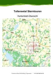 Tollensetal Sterntouren - Tourismusverband Mecklenburg ...