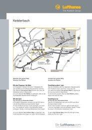 Standort Kelsterbach - Be-Lufthansa.com