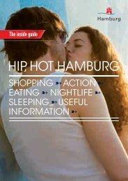 HIP, HOT HAMBURG - Hamburg Tourismus GmbH