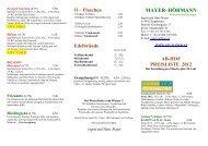 Download der aktuellen Weinkarte - Mayer-Hörmann