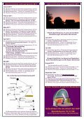 Astronomisches Jahresprogramm 2011 - Sternwarte ... - Seite 2