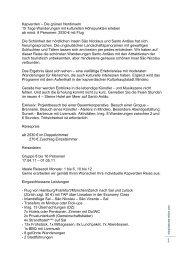 Kapverden – Die grünen Nordinseln 15 Tage ... - Batutta Reisen