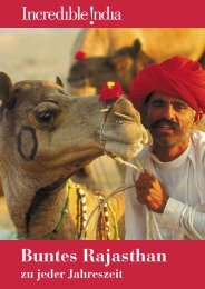 Buntes Rajasthan
