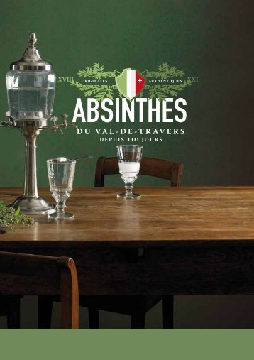 Wermut - Association interprofessionnelle de l'absinthe