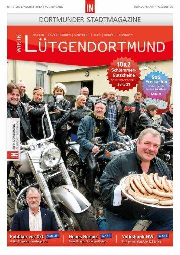 """""""Humor ist, wenn man trotzdem lacht"""" (Ausgabe 02/2012)"""